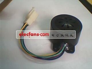 分析电动车喇叭接线设计图片